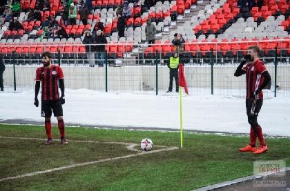 «Амкар» и «Оренбург» сыграют в Перми в понедельник днем