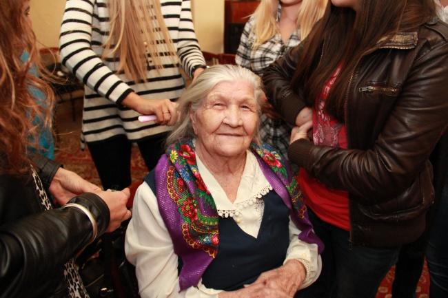 Конкурсы дома с бабушкой