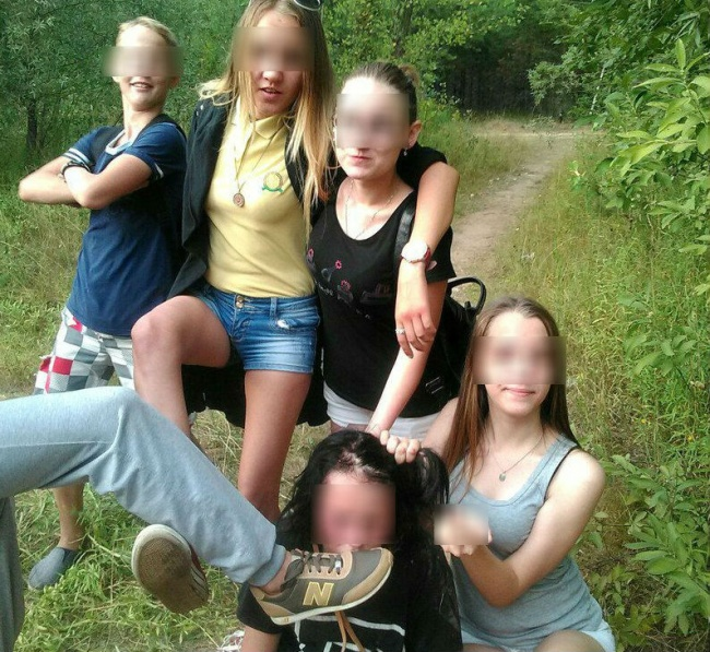 группа частное фото