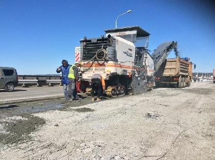 С 15 июня начнется следующий этап ремонта коммунального моста